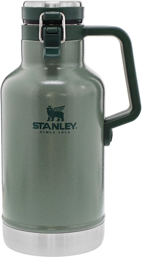 STANLEY Classic Easy-Pour Growler 64oz (1,893l) Hammertone Green