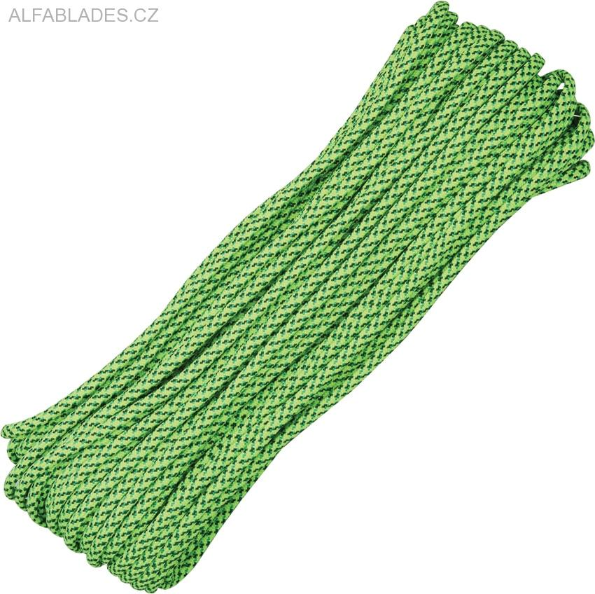 Paracord 550 Green Spec 100ft (30,5m)