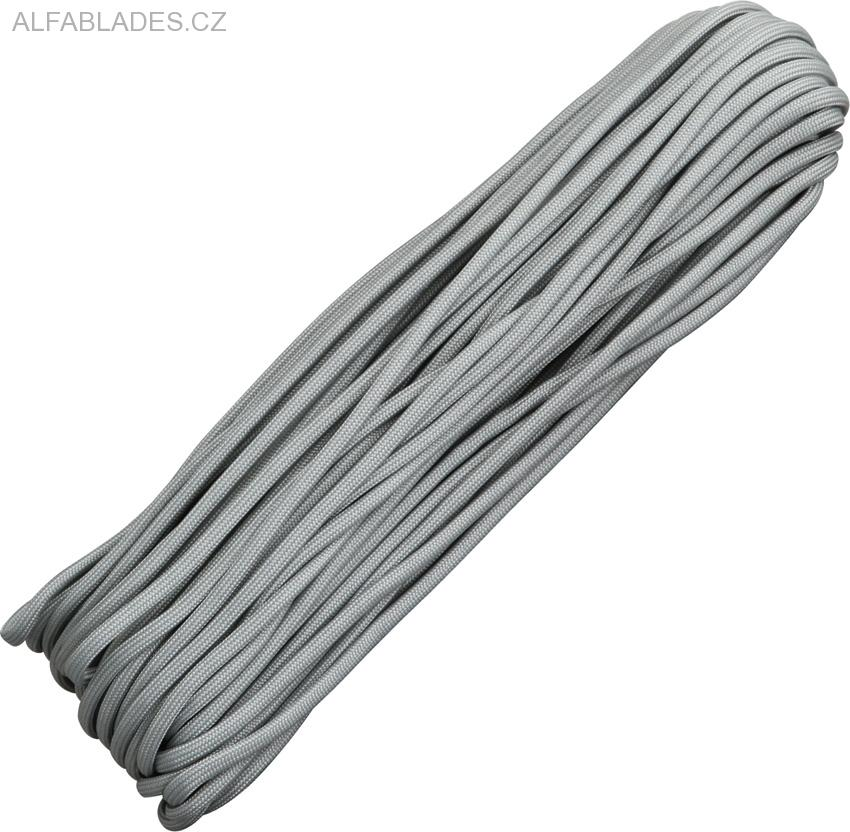 Paracord 550 Grey 100ft (30,5m)