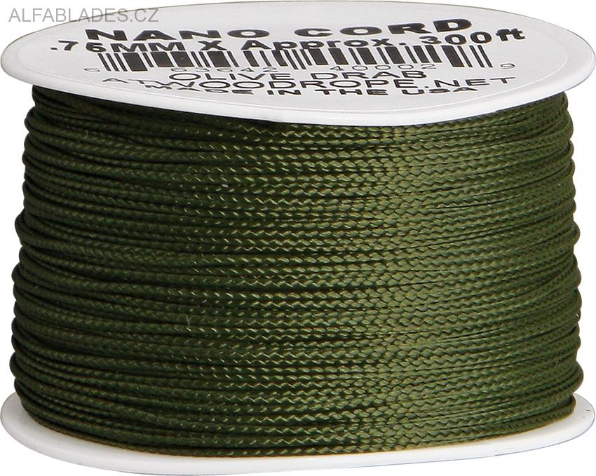 Nanocord Olive 300ft (91,5m)