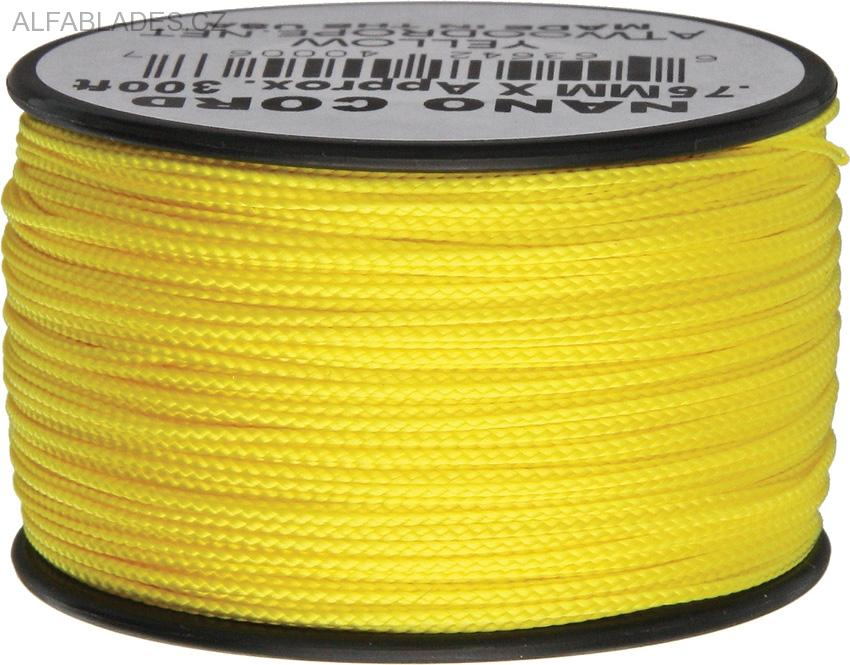 Nanocord Yelow 300ft (91,5m)