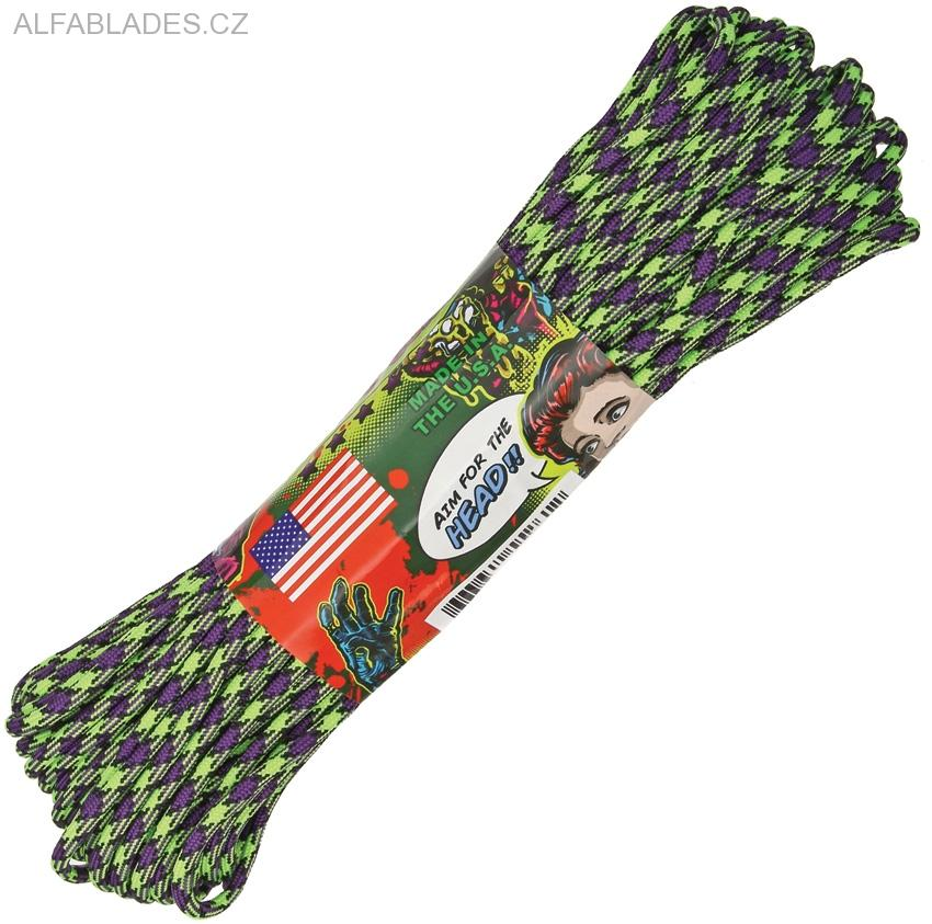 Paracord 550 Zombie 100ft (30,5m)