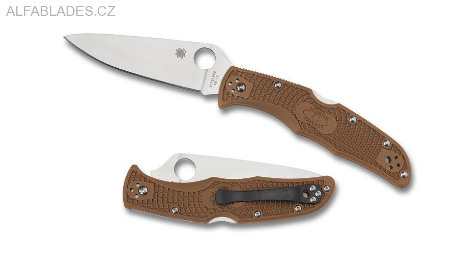 SPYDERCO Endura 4 Brown
